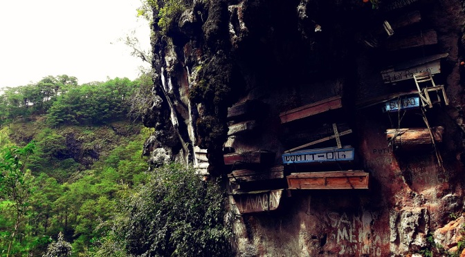 Sagada, Day 2: Are we there yet?
